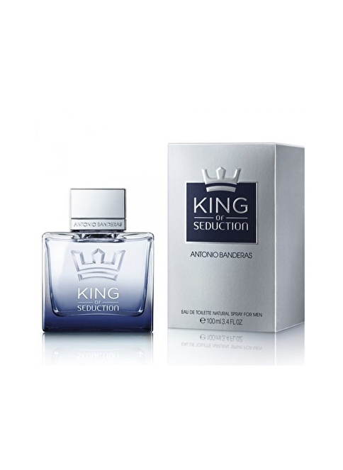Antonio Banderas King Of Seduction Edt 100 Ml Renksiz